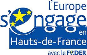 L'Europe s'engage avec le FEDER - Hauts-de-France