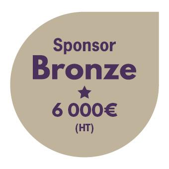 Sponsor Bronze (FR)