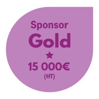 Sponsor Gold (FR)