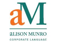 Alison Munro Corporate Language